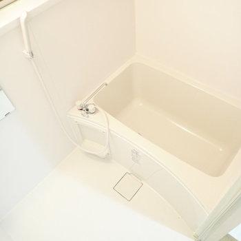 白くて清潔感があります!