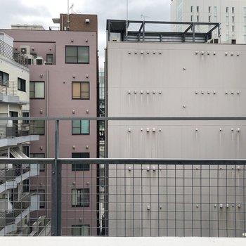 眺望は建物ですね。