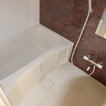 きれいなお風呂が毎日の疲れを癒やします
