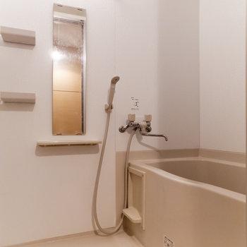 【2F】乾燥機付きの浴槽。※写真は前回募集時のものです