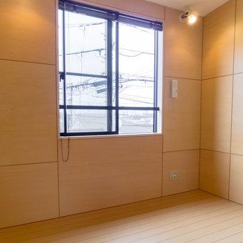 【2F】約3.6帖の寝室。