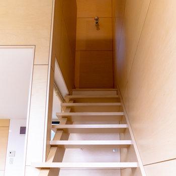 【1F】さて、次に2階を見てみましょう。※写真は前回募集時のものです