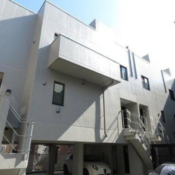 目黒三田テラスハウス