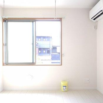 室内干しも対応しています※写真は前回募集時のものです
