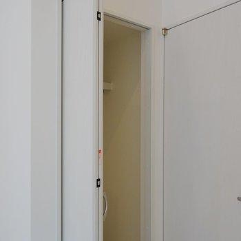ちょっと小さいね※写真は同タイプの別室。
