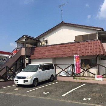 武蔵境10分アパート