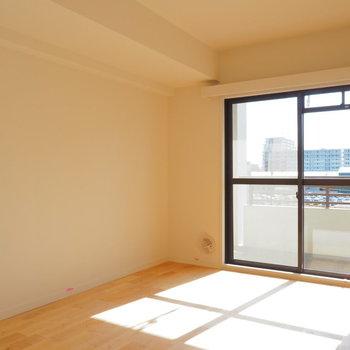 【完成イメージ】南東向きのお部屋で、日当たりもばっちり◎