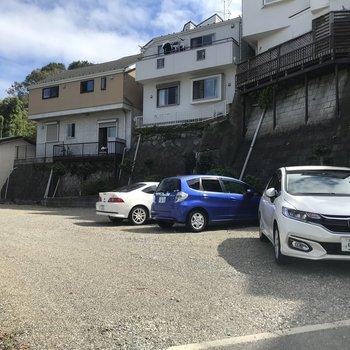 東京で車も置けるのは、嬉しいですよね