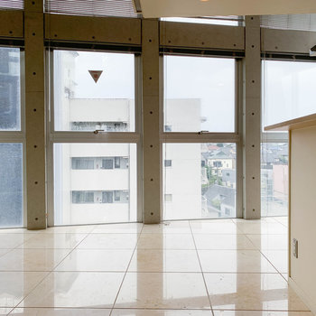 【LDK】窓・窓・窓。 見晴らし is グッドです。