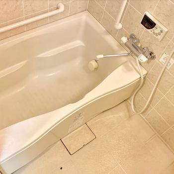 水栓レバー交換で気持ちよくお風呂タイム!