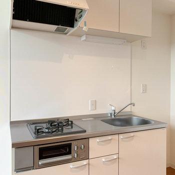 【LDK】自炊派に頼もしい、グリル付きのキッチン