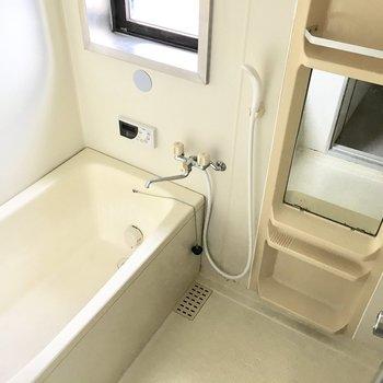 お風呂は追い焚き・浴室乾燥機付き
