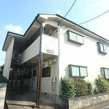 新小金井10分アパート