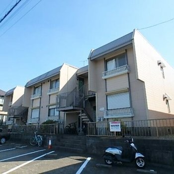 二俣川7分アパート