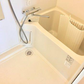 バスルームは普通です。(※写真は清掃前です)