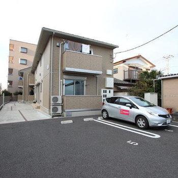 門沢橋9分アパート