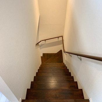 さて、続いて下の階へ。