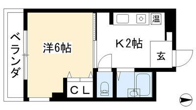 KYOEIRYO の間取り