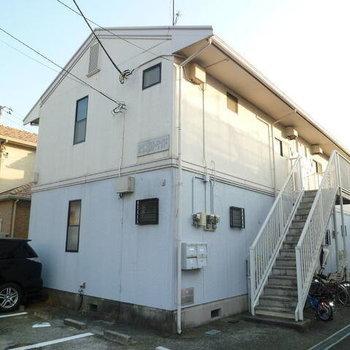 日野8分アパート
