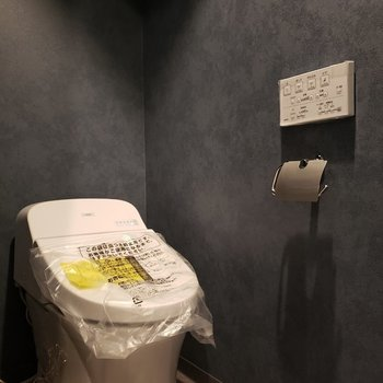 【下階】ウォシュレット付きトイレ