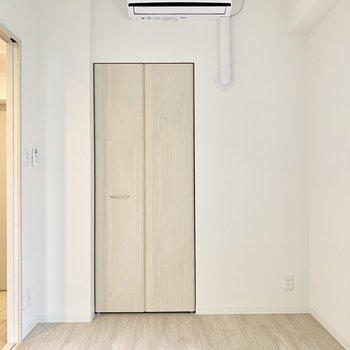 【SR】洋室より少し狭いくらい。