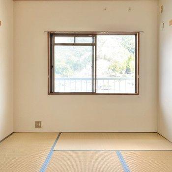 【和室】畳はやっぱり落ち着きます。
