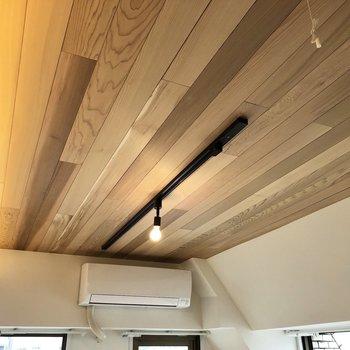 天井もかわいい……。