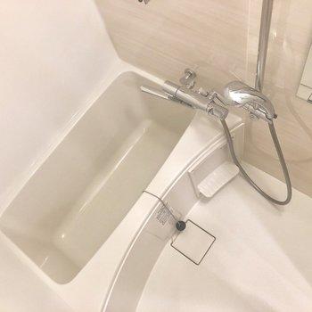 浴室乾燥機があるのも嬉しい。