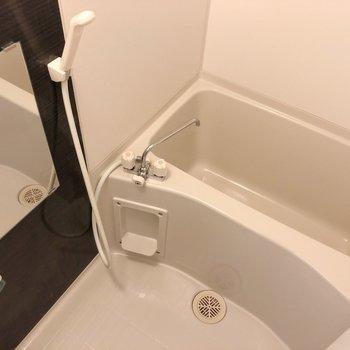 浴室乾燥もできますよ