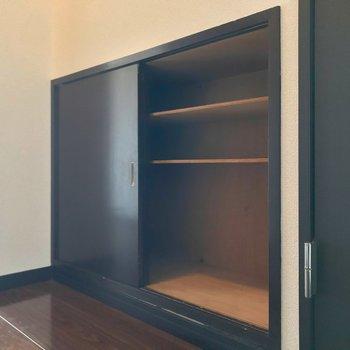 シューズボックスは定期的に入れ替えたい容量。