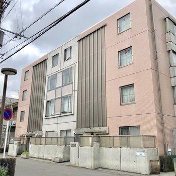 地震にも強いコンクリートマンション