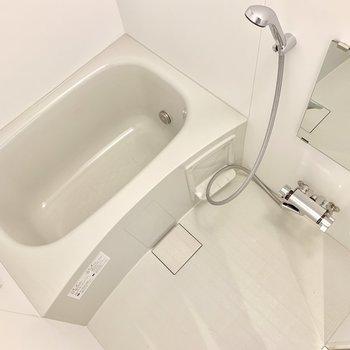 お風呂は清潔感がありますよ。※ 写真は前回募集時のものです