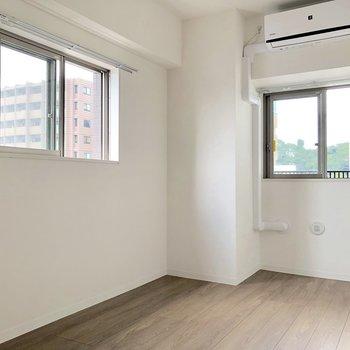 【洋室】寝室にしても良し、趣味部屋にしても良し※写真は5階の同間取り別部屋のものです