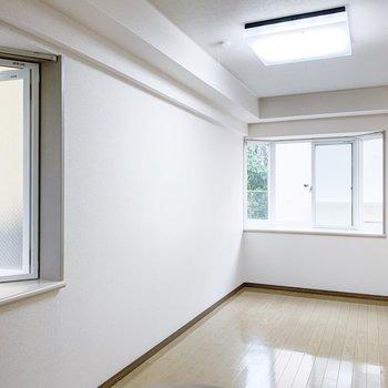 【LDK】出窓がかわいいなあ......。