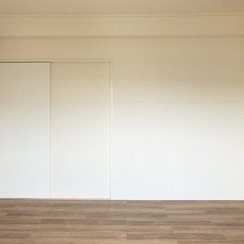 【洋室②】ここは子供部屋にしようかな〜。