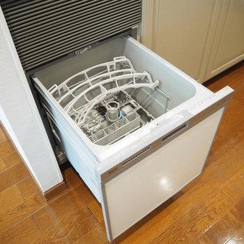 食器洗い機つき!