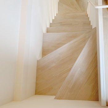 2階に行ってみましょう。