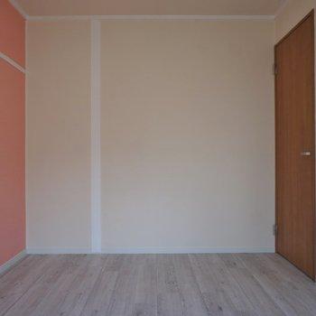ピンクの可愛らしい洋室♡