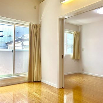 各部屋に窓が付いています◎※写真は前回募集時のものです