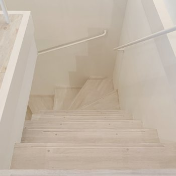 1階へ行ってみましょう。