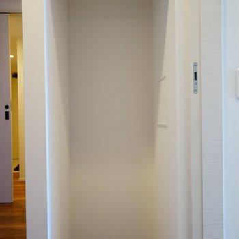 寝室にあるWIC①※写真は前回募集時のものです