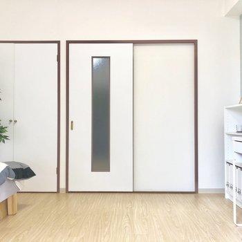 居室は家具を配置してもゆったり※写真は前回募集時のもの・家具はサンプルです