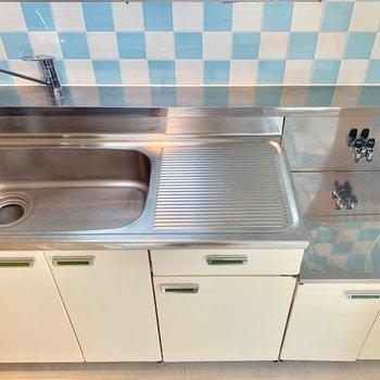 【DK】収納、調理スペースも充実。