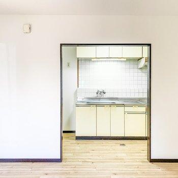 キッチンは魔法のお部屋。