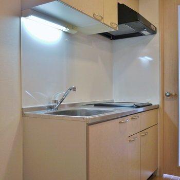 収納スペースもしっかり確保されてます.。※写真は同タイプの別室
