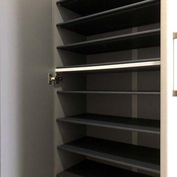 中身も大容量です ※写真は2階の同間取り別部屋のものです