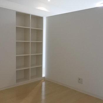 やんわり区切られた空間っていい。。※写真は同間取り別部屋です
