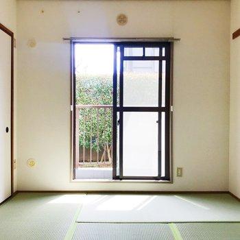 【和室】ちゃぶ台を囲んでのんびりしたいなあ。