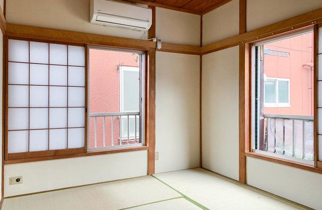 長澤荘のお部屋