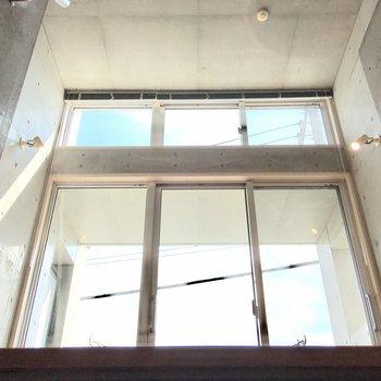 バベルの窓。